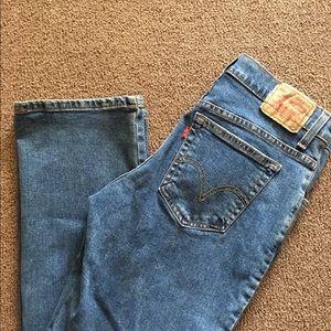 Levis 550 Jeans sz 8